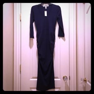 Anthropologie Michael Stars dress navy blue S